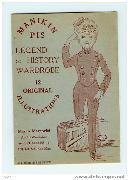 Manikin Pis. Legend History Wardrobe 12 original illustrations Marco Marcovici Author-Publisher Bruxelles 108 bld Adolphe Max