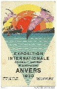 Exposition Internationale coloniale et maritime et d art flamand -ANVERS 1930