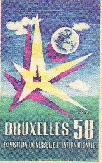Bruxelles 1958-Exposition Universelle et Internationale